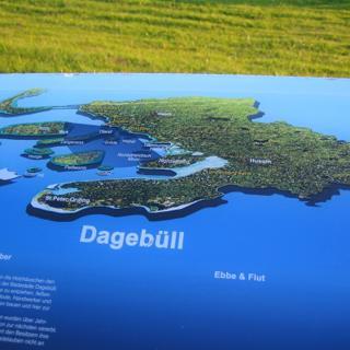 Haus Halligblick, Ferienwohnung Oland - Dagebüll