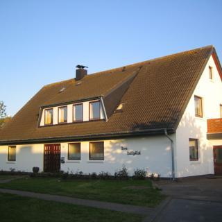 Haus Halligblick, Ferienwohnung Gröde - Dagebüll