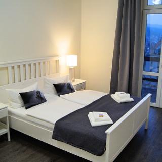 Villa Ratskopf - Doppelzimmer Balkon - Wernigerode