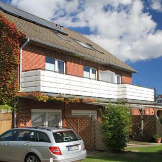 Gästehaus Achtern Diek - Wohnung 4 - St. Peter-Ording