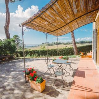 La Certaldina Apartment nr 9 garden, pool, relax and visit Tuscany - Certaldo