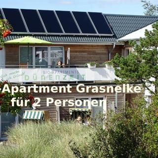 "Bio-Apartment ""Grasnelke"" - St. Peter-Ording"