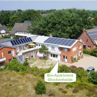 "Bio-Apartment ""Glockenheide"" - St. Peter-Ording"