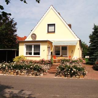Ferienhaus Herz - Büsumer Deichhausen