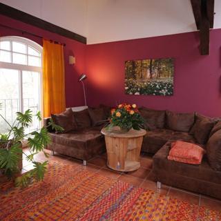 Ferienwohnungen am Schloss - Wohnung 5 der Hahn - Behren-Lübchin