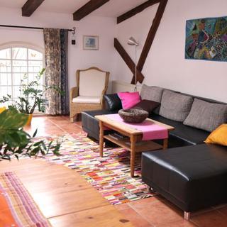 Ferienwohnungen am Schloss - Wohnung 1 das Pferd - Behren-Lübchin