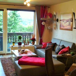 SCHOPIS HARZ FEWO Nr. 2 mit Balkon und WLAN - Braunlage
