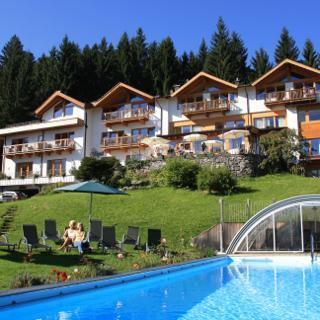 Ferienwohnung Kitzbühel im Gartenhotel Rosenhof bei Kitzbühel - Oberndorf