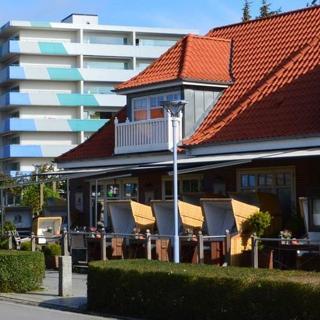 Ferienwohnung Strandkieker im Haus Luv und Lee - St. Peter-Ording