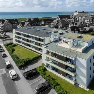 Haus Käpt´n Christiansen App. 50 - Westerland