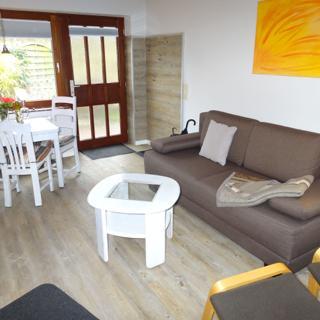 Urlaub mit Hund: Apartment EBBE für 2 Personen - Westerland