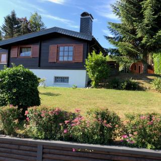 2 Blockhäuser mit traumhaftem Talblick - Bad Lauterberg