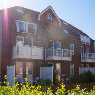 Meerhus Appartement 4  - Wangerooge