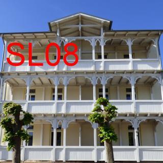 """Villa Loni"" Ferienwohnung 8     - Sellin"