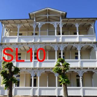 """Villa Loni"" Ferienwohnung 10         - Sellin"