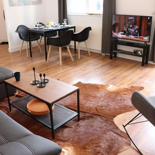 Relax-Suite mit Balkon - Wismar