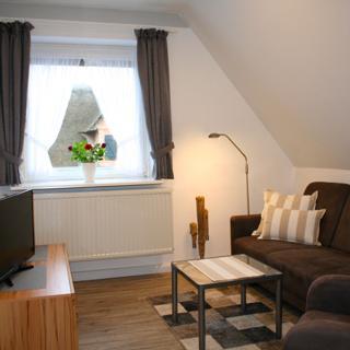 Haus Burgblick - Wohnung Morsum - Tinnum