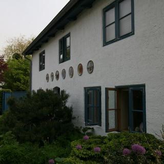 Haus Frieden  FeWo Schwalbennest - Schaprode
