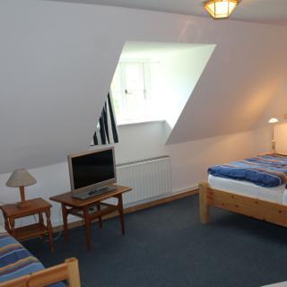 Familienzimmer Schwalbennest - St. Peter-Ording