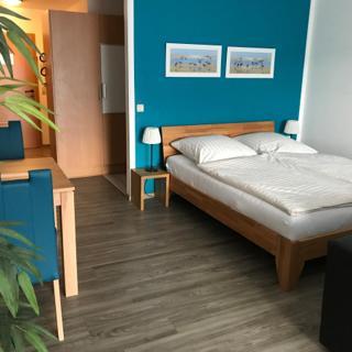 Steiner Strandappartements Appartement 106 Süd-Landseite - Stein