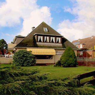 Hotel Wagenknecht - Doppelzimmer 21 - Westerland