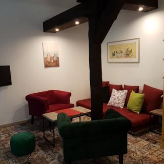 Ferienwohnungen am Schloss - Wohnung 7 das Schaf - Behren-Lübchin