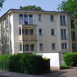Strandoase Whg 16 - Heringsdorf