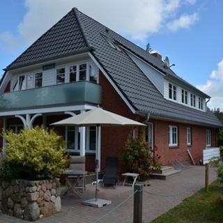 Waldhaus Westerheide, Wohnung Katja - Nebel