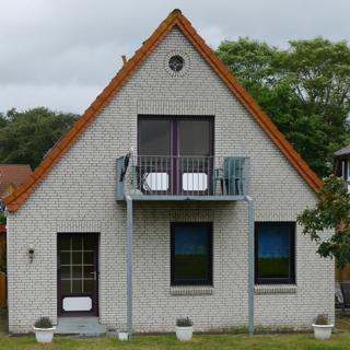 Ferienhaus direkt am Naturstrand - Erdgeschoss Wohnung - Fehmarnsund