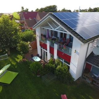 Ferienhaus Maxe ,Wohnung Hannah - Wulfen