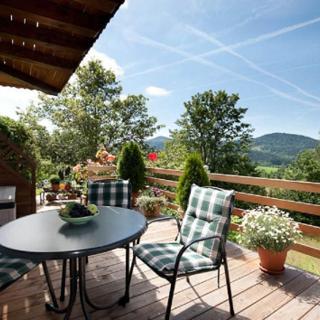 Ferienwohnung Panoramablick 1 - Bodenmais
