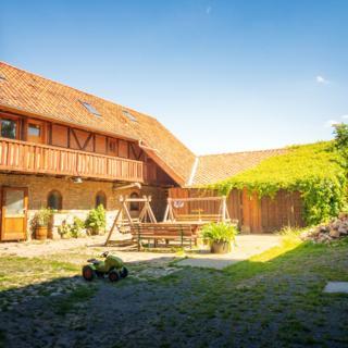 Bauernhof Lisa - Offenstall - Wienrode