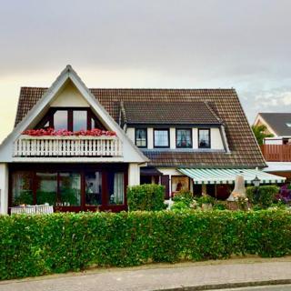 Haus Ilse-Marie, Wohnung Backbord - Büsum