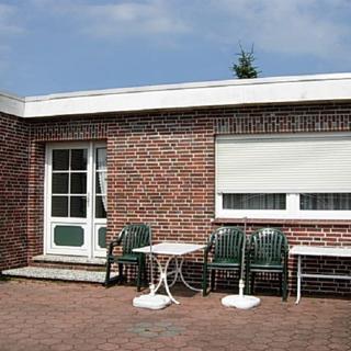 Strandnah gelegen: Nordsee-Ferienanlage - Wohnung Spiekeroog - Dornumersiel