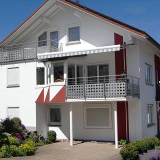 Haus Fechtig Wohnung TypB Parterre - Bonndorf