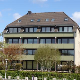 Strandresidenz Rosengarten - Wohnung Nr. 301 - Büsum