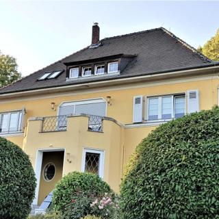 Villa Romahn - Obergeschoss - Schkeuditz