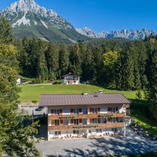 Appartement in Pension und Appartements Hartkaiser Ellmau - Ellmau