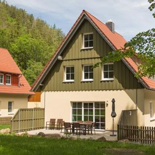 Ferienhäuser Ilsestein - Einzelhaus - Ilsenburg