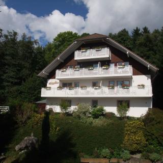 Haus Hubertus, FeWo 4 Sonne des Südens mit Balkon - Elend