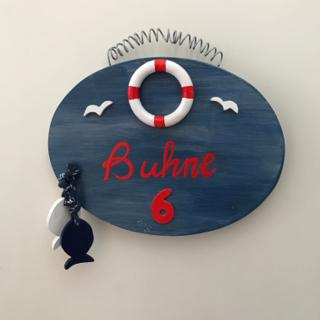 Buhne 6 - Burgtiefe-Südstrand