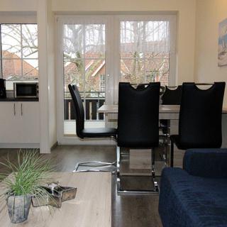 """Appartementvermittlung """"mehr als Meer"""" - Objekt 95 """"Haus Windrose"""" - Timmendorfer Strand"""