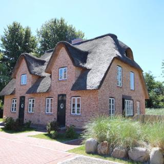 Strohhütte - St. Peter-Ording