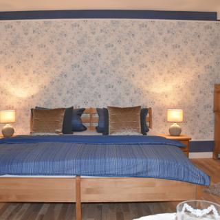 Blauquarz Zimmer für 2 Personen - Reußenköge