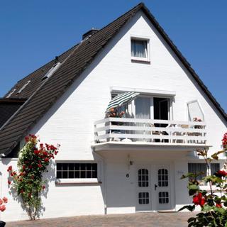 Gästehaus-Wendland - Balkonwohnung Garten - Timmendorfer Strand