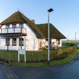 Reetdachhaus- Appartement Fenne - St. Peter-Ording