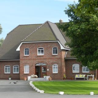 Ferienhof Borcherding Wohnung Blau - Süderdeich