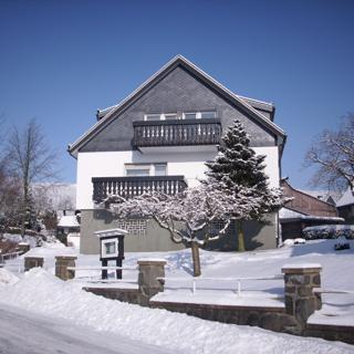 Haus Kaiser, Ferienwohnung Jana - Winterberg