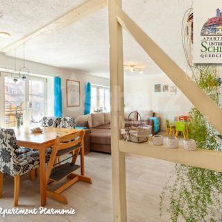 Apartments Unter dem Schloss Quedlinburg - Ap. Harmonie - Quedlinburg