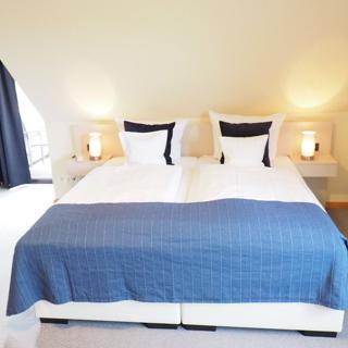 Hotel Wagenknecht - Doppelzimmer 25 - Westerland